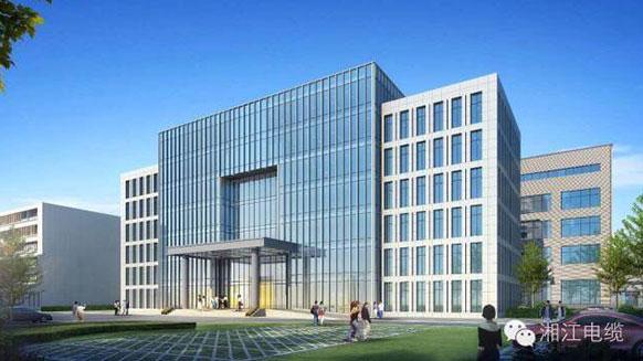 电线电缆生产厂家湘江电缆湖北基地工程开工建设