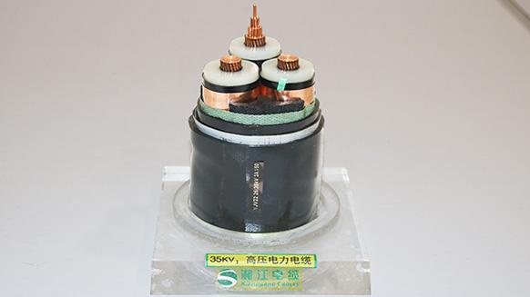高压电力电缆在湘江电缆是怎样炼成的?
