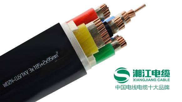 湘江电缆产品日记之低烟无卤电缆