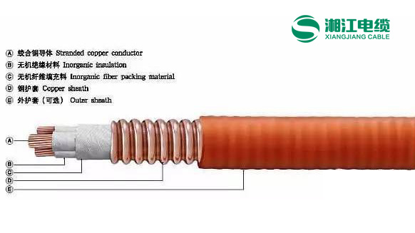 矿物绝缘电缆在实际工程中的应用问题