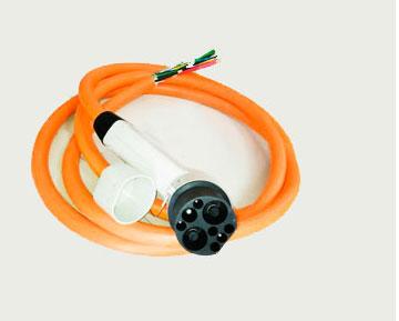 电动汽车传导充电用电缆