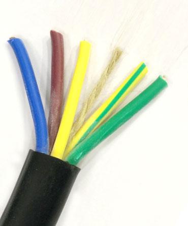 RVV国标聚氯乙烯绝缘软护套铜线电线(软电线)