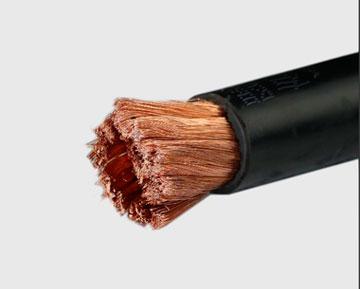 铜芯耐热125℃/150℃薄壁型电缆用交联聚烯烃绝缘无卤低烟阻燃轨道交通车辆用电缆